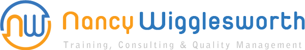 Nancy Wigglesworth Training, Consulting & Quality Management